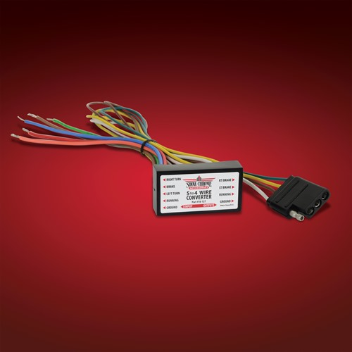 Trailer Wire 5 To 4 Converter