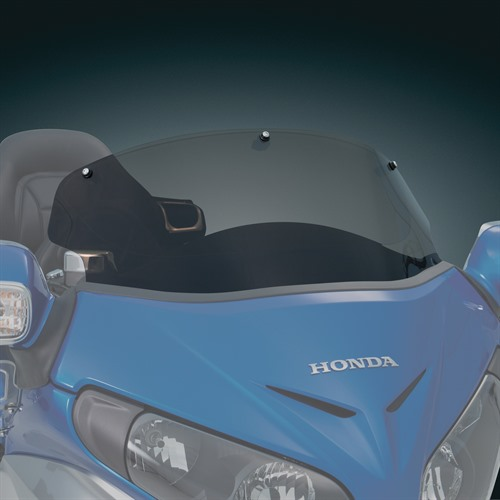 Adjustable Windshield
