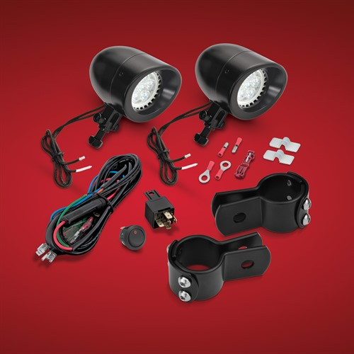 Black Mini LED Light Kit