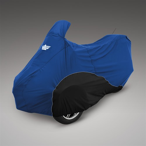 Blue Over Black UltraGard® Cover for Can-Am RT