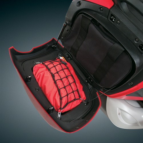 Three Piece Lid Net Set Can Am Saddlebag