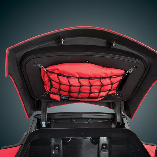 Three Piece Lid Net Set Can Am Trunk