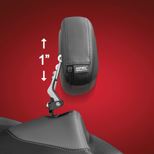 Smart Mount Backrest Vertical Adjustability
