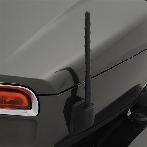 Spiral Antenna on 2018 Yamaha Star Venture