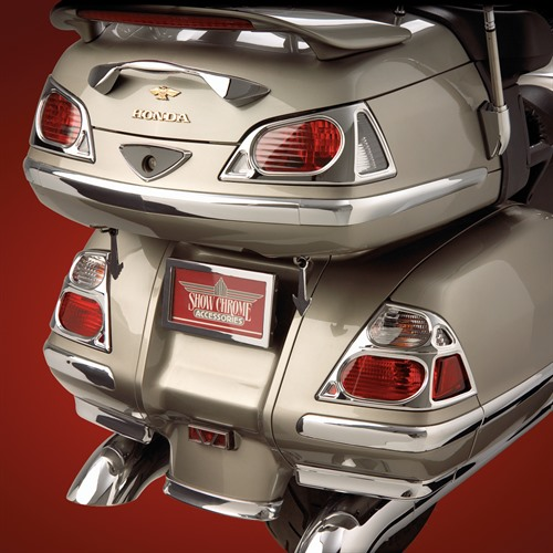 Chrome Saddlebag Molding