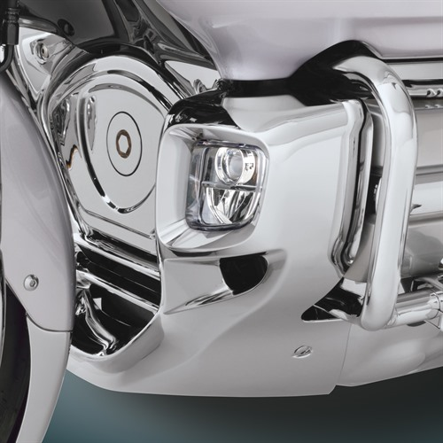 Show Chrome Accessories 52-908 Chrome Lower Front Cowl