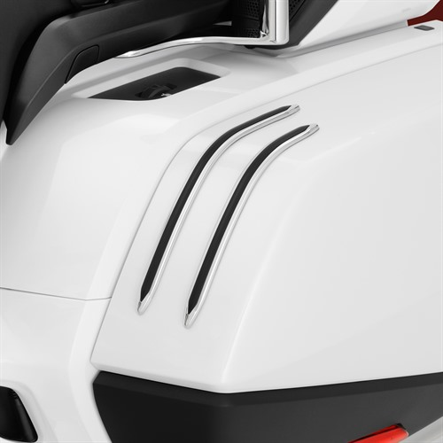 GT Saddlebag Scuff Strips By Show Chrome Accessories®