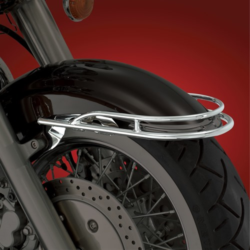 Front Fender Rail on Bike