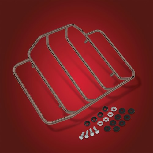 Show Chrome Accessories 91-306SK Luggage Rack