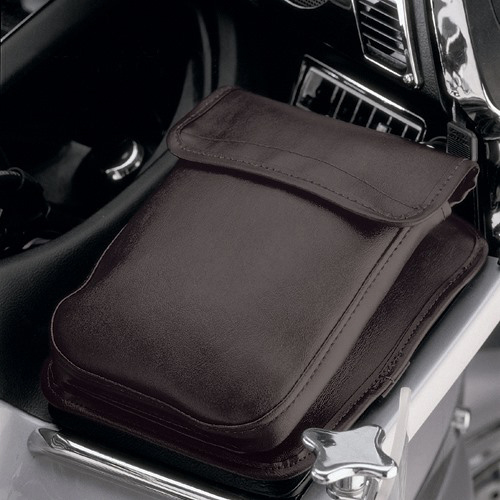 Add-A-Pocket on Honda GL1500 (Brown-Burgandy)