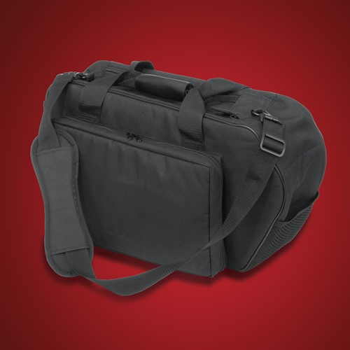 Range Saddlebag Front