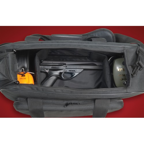 Range Saddlebag Inside