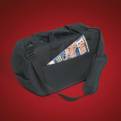 Range Saddlebag Back
