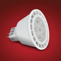 LED MR16 BULB 490 LUMENS