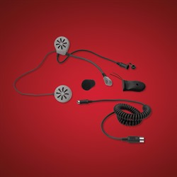HELMET HEADSET 7 PIN HARLEY