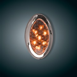 7 LED ACCENT LIGHT AMBER