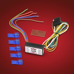 5-TO-4 TRAILER WIRE CONVERTER