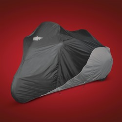 XL TRIKE COVER BLACK/CHAR