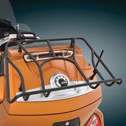 BLACK TRUNK RACK CAN-AM RT