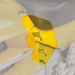 LOWER SIDE FAIRING YELLOW