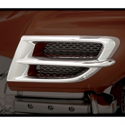 SIDE FAIRING ACCENT GRILLES