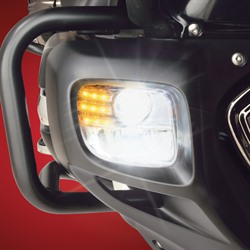 TRIDIUM LED FOG LIGHT KIT