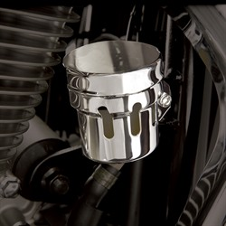 CHROME BRAKE RESERVOIR