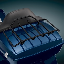 BLACK LUGGAGE RACK TOUR-PAK®