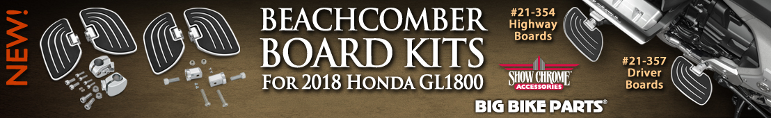 Beachcomber Boards for 2018 Honda GL1800 - 