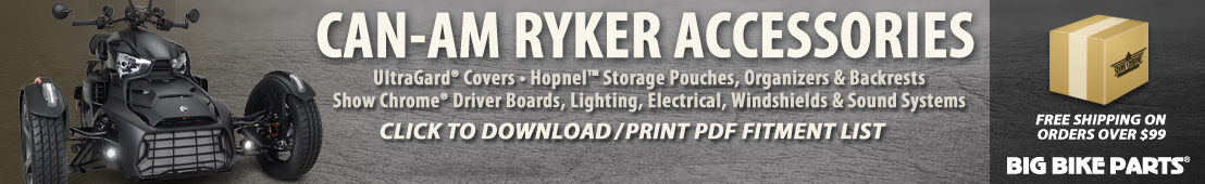 Click Banner To Download Ryker Fitment List PDF - 