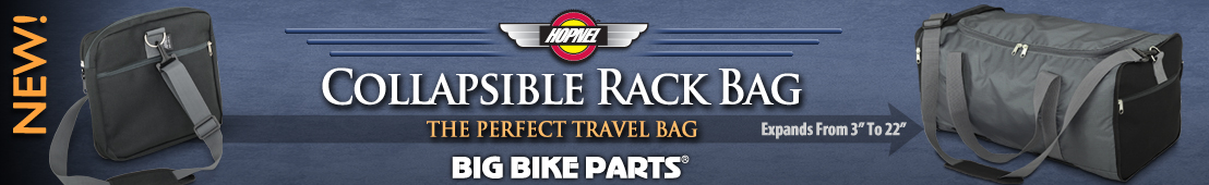 Collapsible Rack Bag -  