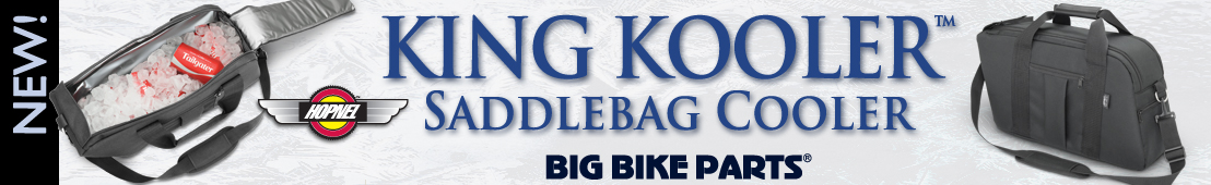 King Kooler Saddlebag Cooler - 