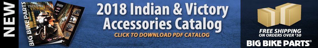 2018 Indian and Victory Accessories Catalog - 